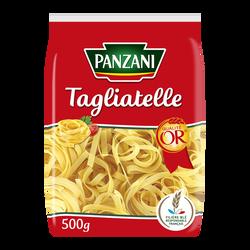Tagliatelles Fantaisie PANZANI, paquet de 500g
