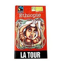 CAFÉ MOULU ETHIOPIE BIO, Commerce équitable, LA TOUR 250G