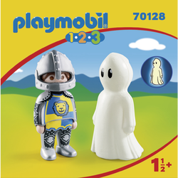 CHEVALIER/FANTOME PLAYMOBIL