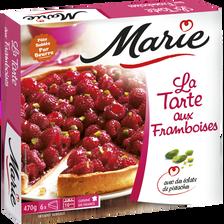 Marie Tarte Framboises , 470g