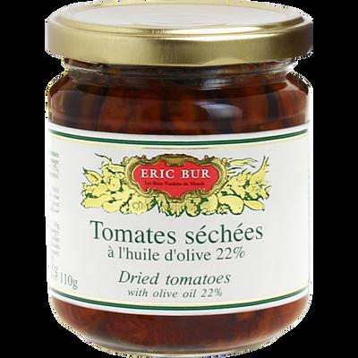 Tomates séchées à l'Huile d'Olive ERIC BUR, 110g