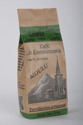 CAFE COLOMBIE MOULU LE COMMINGEOIS 250G