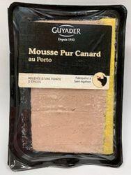 MOUSSE DE CANARD 180G