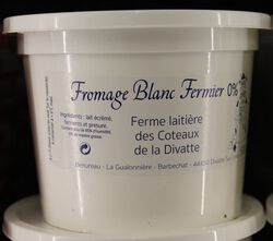 FROMAGE BLANC 0% 500G