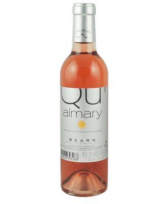 Vin rosé Jurancon 1/2 QU'AIMARY BEARN ROUGE, 37.5cl