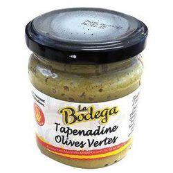 Tapenade d'olives vertes, Bocal de 190g - LA BODEGA