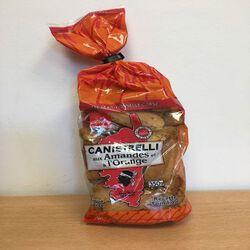 CANISTELLI AMAND/ORANGES 350G
