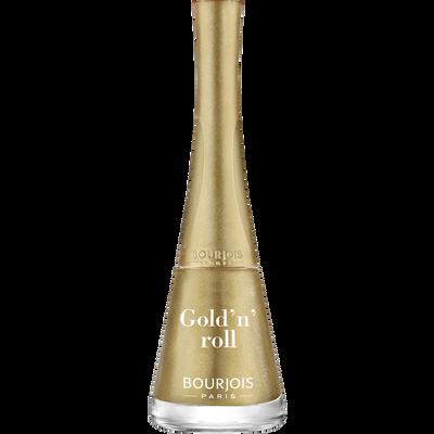 Vernis à ongle 1s 05 - gold'n'roll BOURJOIS, 9ml