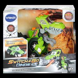 Vtech - Switch & Go Dinos : DREX - Dès 4 ans