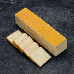 Fromage pour raclette au poivre, lait pasteurisé, 26%MG
