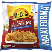 Mc Cain Frites Golden Allumettes Mc Cain, 1,430kg