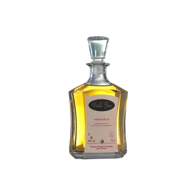 Vieille fine FRUITIERE VINICOLE DE PUPILLIN 48°, carafe de 0.70l