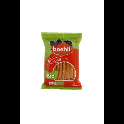 Sticks bio BOEHLI, sachet de 150g