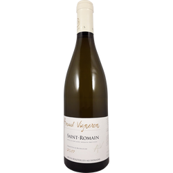 Saint Romain AOP blanc Arnaud Vigneron HVE3 , 75cl