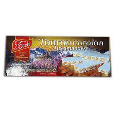 TOURON CATALAN AMANDES 200G