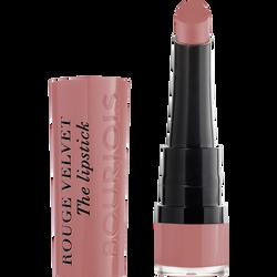 Rouge à lèvres velvet flaming'rose 002 nu BOURJOIS