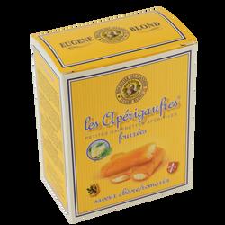Aperigaufres saveur welsch/maroille EUGENE BLOND, étuix2, 170g