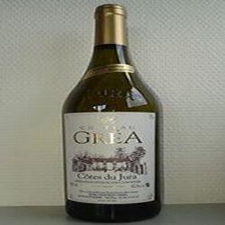 Vin blanc Côtes du Jura AOC Chardonnay Savagnin Château Gréa 75cl