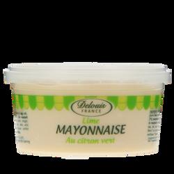 Mayonnaise citron vert DELOUIS, 190g