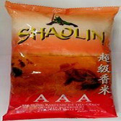 Riz long parfumé AAA, SHAOLIN, sachet de 1kg