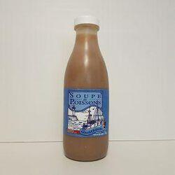 Soupe de poissons GASTROCEAN bouteille 1L
