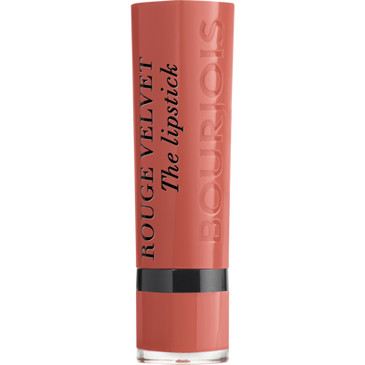 Rouge à lèvres rouge velvet the lipstick 015 peach tatin BOURJOIS, 2,4g
