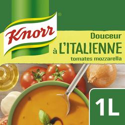 Douceur Italienne KNORR, brique de 1 litre