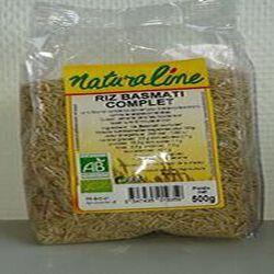 Riz basmati complet Naturaline bio 500g