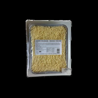 Lasagne bolognaise viande francaise, 15% de MG,1kg