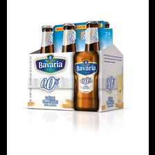 Bavaria Bière Wit Blanche , 0°, 6 Bouteilles De 25cl