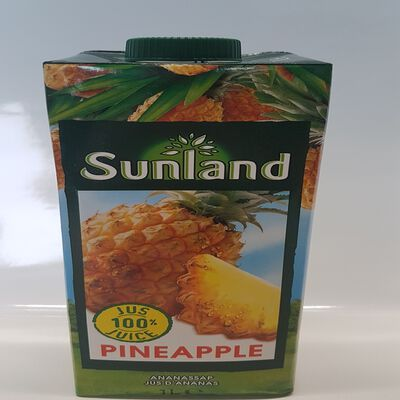 SUNLAND PINEAPPLE 1L