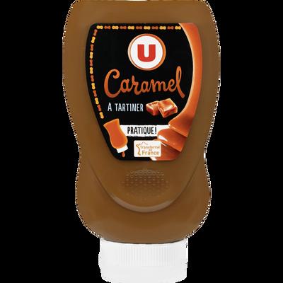 Caramel à tartiner U, 330g