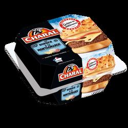 Burger à la montagnarde, CHARAL, France, 1 pièce, barquette, 220g