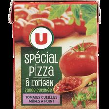 Spécial pizza à l'origan U, paquet de 390g