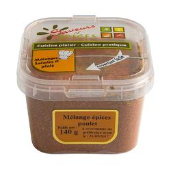 Melange épices pour poulet, pot 140g