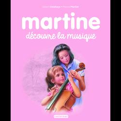 Martine découvre la musique tome 35