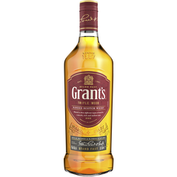 Blended Scotch whisky Grant's Triple Wood 40° 70cl