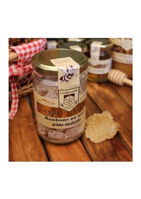 Bonbons au miel et eucalyptus RAYON D'OR