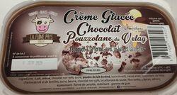 CREME GLAC FERM CHOCO PO 500ML