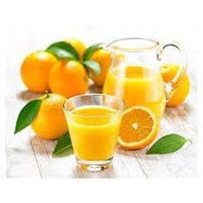 Jus d'orange 50cl 100% pur jus frais