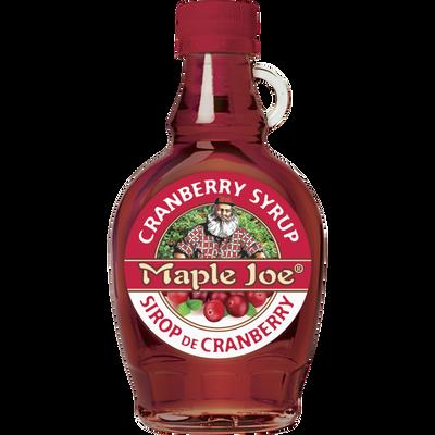 Sirop de cranberry, MAPLE JOE, bouteille, 250g