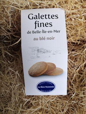 GALETTE BLE NOIR LA BIEN NOMMEE x27