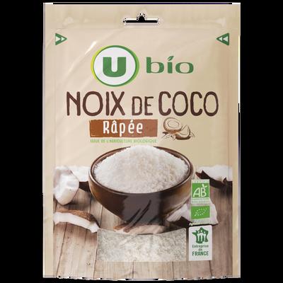Noix de coco rapée U BIO 100g