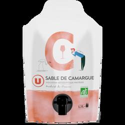 IGP Sable De Camargue rosé U bio, 1,5L
