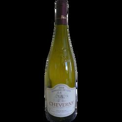 """Vin blanc AOP Cheverny """"Domaine de Léry"""""""