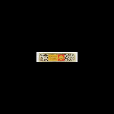 Barre de nougat dur de Provence sans gluten, 125g