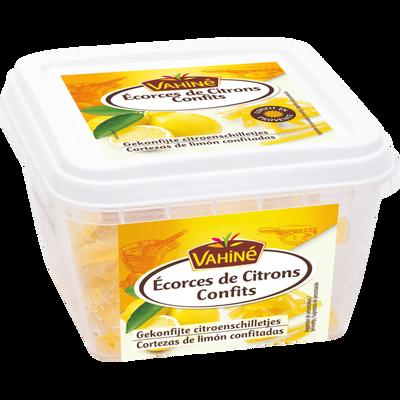 Ecorces de citrons confits VAHINE, 100g