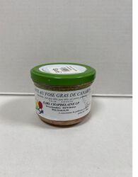 Paté au foie gras de canard, EARL CHAPDELAINE, 180g