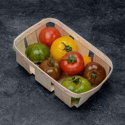 Tomate côtelée, segment Les côtelées, ananas, SAVEOL, catégorie 2, France