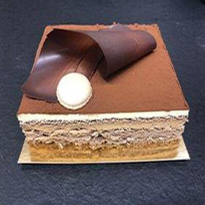 Plaisir trois chocolat 6/8 personnes